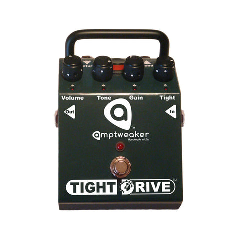 Amptweaker Tight Drive Overdrive Guitar Effects Pedal , Pedals, Amptweaker, Texas Guitar Ranch - Texas Guitar Ranch