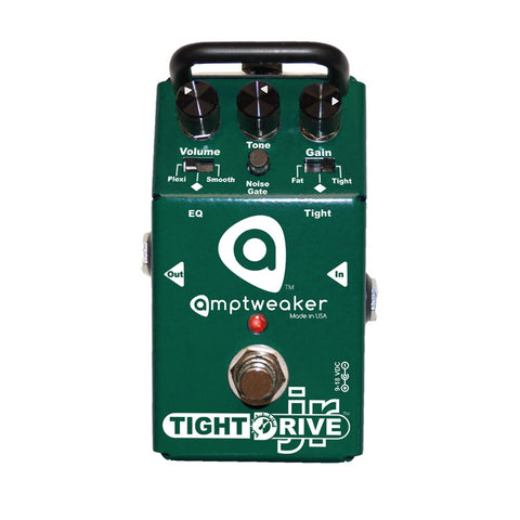 Amptweaker Tight Drive Jr Overdrive Guitar Effects Pedal , Pedals, Amptweaker, Texas Guitar Ranch - Texas Guitar Ranch
