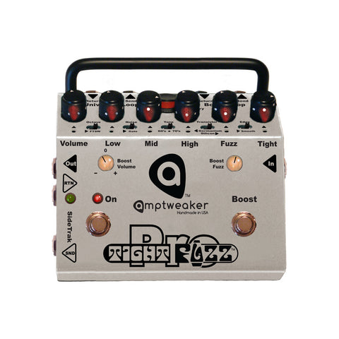 Amptweaker Tight Fuzz Pro Guitar Effects Pedal , Pedals, Amptweaker, Texas Guitar Ranch - Texas Guitar Ranch
