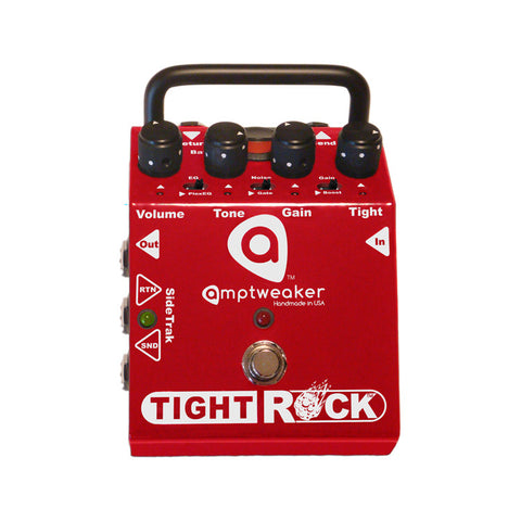 Amptweaker Tight Rock Distortion Guitar Effects Pedal , Pedals, Amptweaker, Texas Guitar Ranch - Texas Guitar Ranch