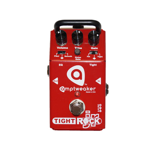 Amptweaker Tight Rock Jr Distortion Guitar Effects Pedal , Pedals, Amptweaker, Texas Guitar Ranch - Texas Guitar Ranch