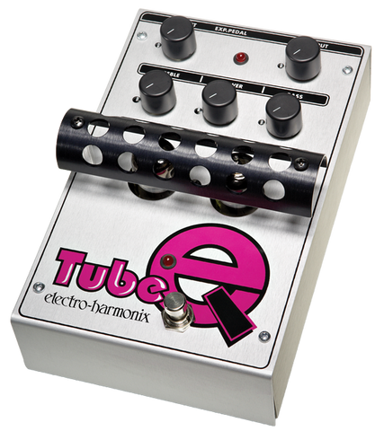 Electro-Harmonix Tube EQ Analog Parametric Shelving Equalizer EHX Guitar Effects Pedal , Pedals, Electro-Harmonix, Texas Guitar Ranch - Texas Guitar Ranch
