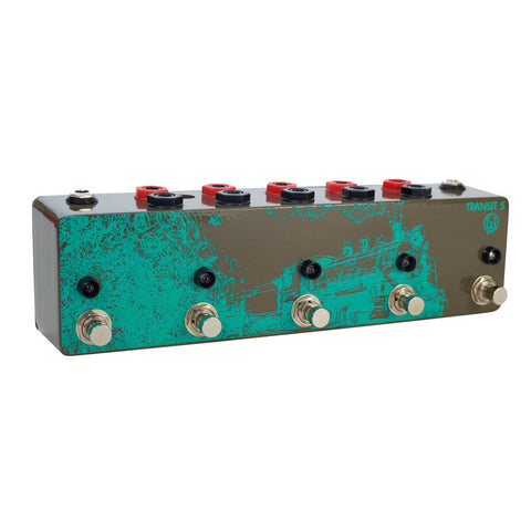 Walrus Audio Transit 5 Standard True Bypass Looper Pedal - Click Version , Pedals, Walrus Audio, Texas Guitar Ranch - Texas Guitar Ranch