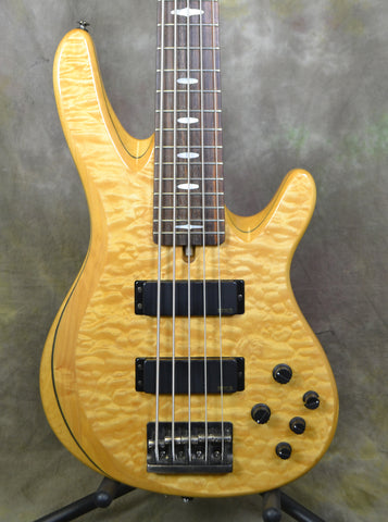 Used Yamaha TRB 1005 Bass Guitar 5 String TRB1005