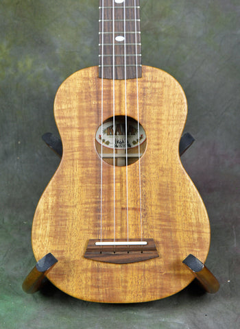 Kala Elite Series 1 KOA S Soprano Koa USA Custom Shop Ukulele 2015