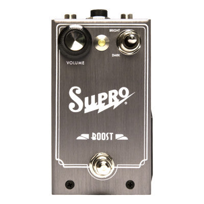 "Supro 1303 ""Boost"" Guitar Effects Pedal"