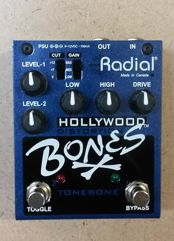 Radial Tonebone Hollywood , Pedals, Radial, Texas Guitar Ranch - Texas Guitar Ranch