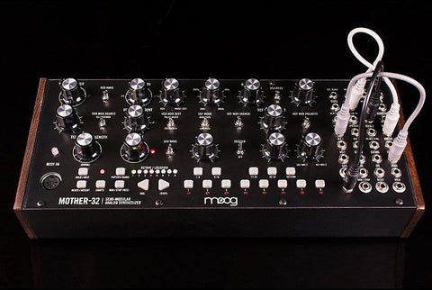 Moog Mother 32 Tabletop Semi-Modular Synthesizer , Keys, Moog, Texas Guitar Ranch - Texas Guitar Ranch