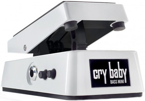 Dunlop CBM-105Q Mini Bass Cry Baby Wah Pedal , Pedals, Dunlop, Texas Guitar Ranch - Texas Guitar Ranch