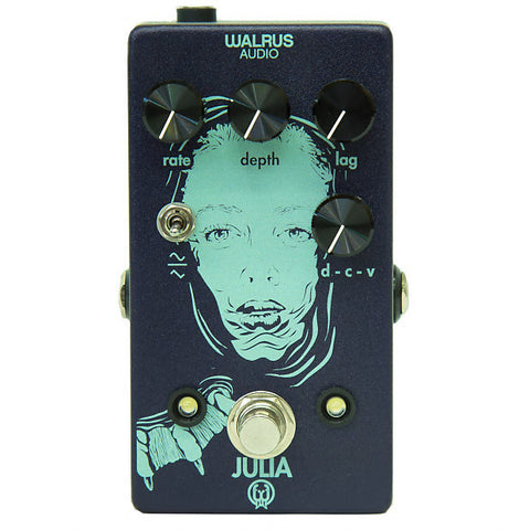 Walrus Audio Julia Analog Chorus/Vibrato Guitar Effects Pedal