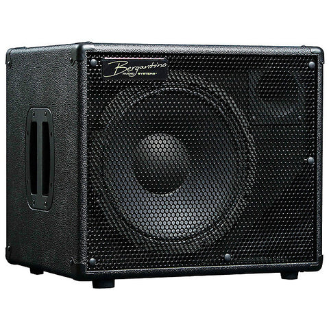 Bergantino HD112 'High-Definition' 1-12″ & Tweeter Bass Guitar Loudspeaker , Amps, Bergantino, Texas Guitar Ranch - Texas Guitar Ranch