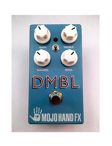 Mojo Hand FX DMBL Overdrive Pedal , Pedals, Mojo Hand FX, Texas Guitar Ranch - Texas Guitar Ranch