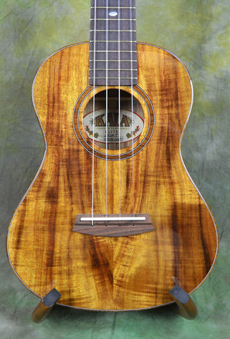 Kala Elite Series 2 KOA-T 2015 USA Custom Shop Tenor Ukulele , Folk, Kala, Texas Guitar Ranch - Texas Guitar Ranch