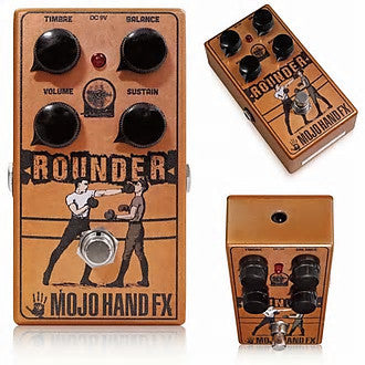 Mojo Hand FX Rounder Fuzz Guitar Effects Pedal , Pedals, Mojo Hand FX, Texas Guitar Ranch - Texas Guitar Ranch