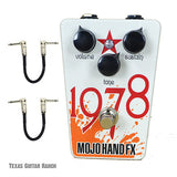 Mojo Hand FX 1978 Limited Ed Op Amp Distortion Guitar Effects Pedal , Pedals, Mojo Hand FX, Texas Guitar Ranch - Texas Guitar Ranch
