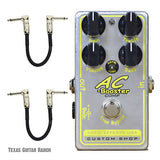Xotic AC Comp Custom Shop AC Booster with Free Patch Cables Guitar Effects Pedal , Pedals, Xotic, Texas Guitar Ranch - Texas Guitar Ranch