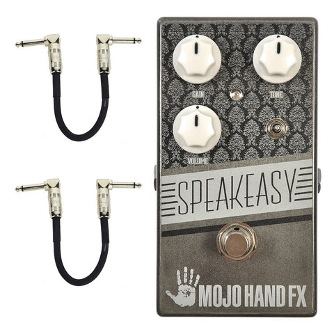 Mojo Hand FX Speakeasy EP3 Style Preamp Guitar Effects Pedal , Pedals, Mojo Hand FX, Texas Guitar Ranch - Texas Guitar Ranch