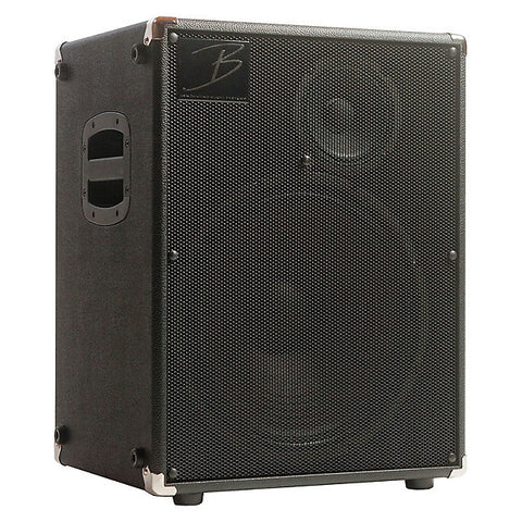 Bergantino NV115 'New Vintage' Series 1-15″ & 1-6″ Midrange Bass Guitar Loudspeaker , Amps, Bergantino, Texas Guitar Ranch - Texas Guitar Ranch