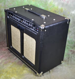 Rivera Clubster Royale 112 50W 1x12 Tube Guitar Combo Amp Black