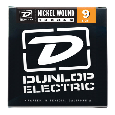 Dunlop Electric Guitar Strings, True Nickel Light , Strings, Dunlop, Texas Guitar Ranch - Texas Guitar Ranch