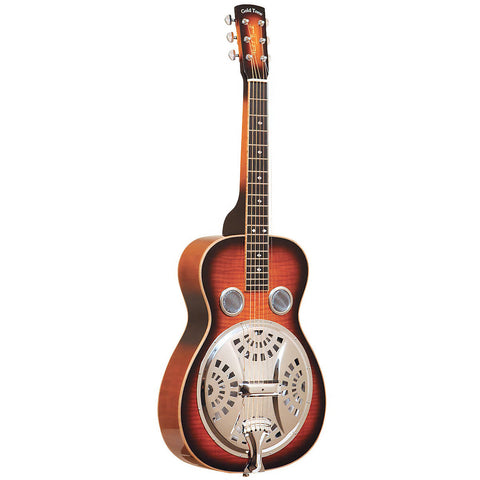 Gold Tone Paul Beard Signature Series PBS-M Square Neck Resonator Guitar (Vintage Mahogany)