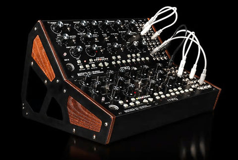Moog Mother 32 Tabletop Semi-Modular Synthesizer Set of 2 With Rack , Keys, Moog, Texas Guitar Ranch - Texas Guitar Ranch