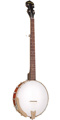 Gold Tone CC-50 Economy Cripple Creek Beginner Banjo (Five String, Maple) with Gig Bag