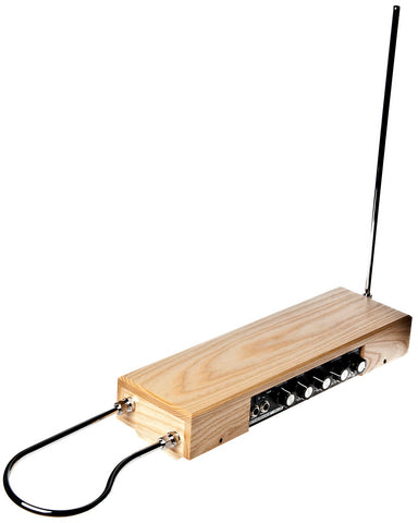 Moog Etherwave Theremin Plus Ash Cabinet