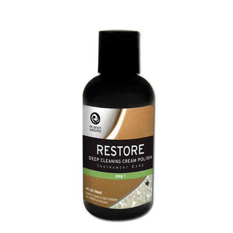 Planet Waves Restore bottle (Step 1) , Accessories, D'Addario Planet Waves, Texas Guitar Ranch - Texas Guitar Ranch