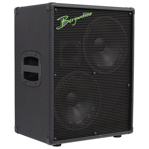 "Bergantino HDN210 'High Definition Neo' Series 2-10"" & Tweeter Bass Guitar Loudspeaker , Amps, Bergantino, Texas Guitar Ranch - Texas Guitar Ranch"