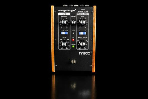 Moog Moogerfooger MF-102 Ring Modulator , Pedals, Moog, Texas Guitar Ranch - Texas Guitar Ranch