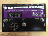 Radial Tonebone LoopBone Dual Effects Loop Controller with Boost , Pedals, Radial, Texas Guitar Ranch - Texas Guitar Ranch