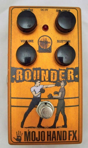 Mojo Hand FX Rounder Fuzz Bass Guitar Effects Pedal , Pedals, Mojo Hand FX, Texas Guitar Ranch - Texas Guitar Ranch