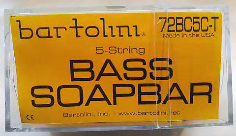 Bartolini 72BC5C-T 5 String BC Soapbar Bridge Bass Pickup , Accessories, Bartolini, Texas Guitar Ranch - Texas Guitar Ranch
