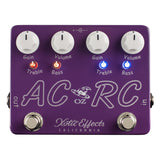 Xotic AC/RC-OZ Oz Noy Limited Edition Boost/Overdrive guitar effects pedal