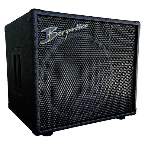 Bergantino Reference 112, 1-12″ & Tweeter Bass Guitar Loudspeaker Speaker Cabinet , Amps, Bergantino, Texas Guitar Ranch - Texas Guitar Ranch