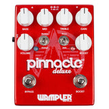 Wampler Pinnacle Deluxe V2 Overdrive Guitar Effects Pedal
