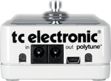 TC Electronic PolyTune Classic Guitar Pedal Tuner , Pedals, TC Electronic, Texas Guitar Ranch - Texas Guitar Ranch