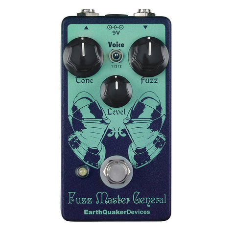 EarthQuaker Devices Fuzz Master General Guitar Effects Pedal , Pedals, EarthQuaker, Texas Guitar Ranch - Texas Guitar Ranch