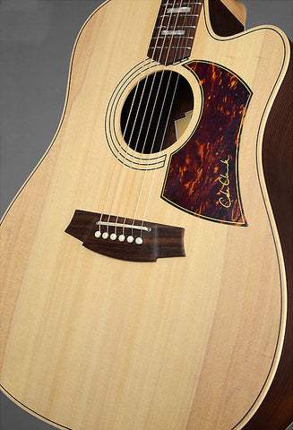 Cole Clark Fat Lady FL2AC3-BR Acoustic Guitar Bunya Top Indian Rosewood Back & Sides , Guitars, Cole Clark, Texas Guitar Ranch - Texas Guitar Ranch