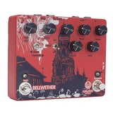 Walrus Audio Bellwether Analog Delay with Tap Tempo Guitar Effects Pedal , Pedals, Walrus Audio, Texas Guitar Ranch - Texas Guitar Ranch