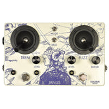 Walrus Audio Janus Fuzz/Tremolo with Joystick Control Guitar Effects Pedal