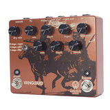 Walrus Audio Vanguard Dual Phase - Series Phaser Guitar Effects Pedal