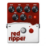 Tech 21 Red Ripper Bass Fuzz Effects Pedal , Pedals, Tech 21, Texas Guitar Ranch - Texas Guitar Ranch