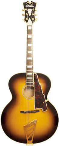 D'Angelico EX-63 Archtop Guitar with Hardshell Case , Guitars, D'Angelico, Texas Guitar Ranch - Texas Guitar Ranch