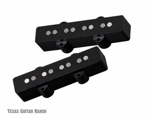 Aguilar AG 4J-60 Jazz Bass 60's Tone Pickup Set 4 String 1960's Wound Pickups