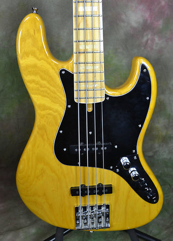 Atelier Z Guitar Works Electric Jazz Bass Mas Hino Build For Jerry Barnes Chic