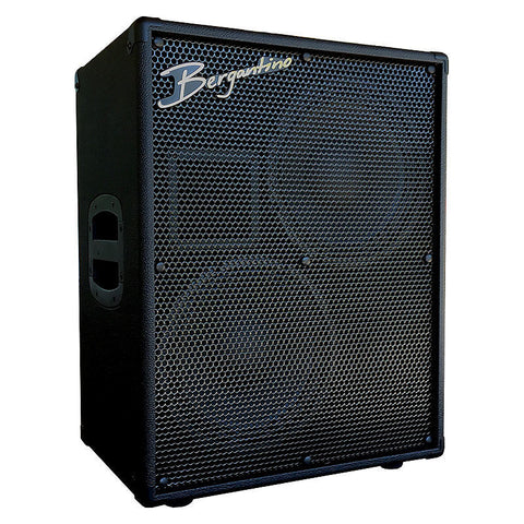 Bergantino Reference 210, 2-10″ & Tweeter Bass Guitar Loudspeaker , Amps, Bergantino, Texas Guitar Ranch - Texas Guitar Ranch