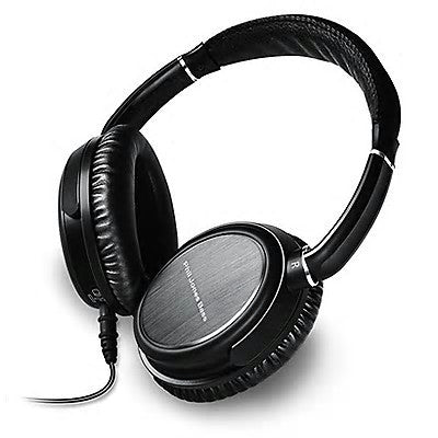 Phil Jones Bass H850 High-Performance Stereo Headphones