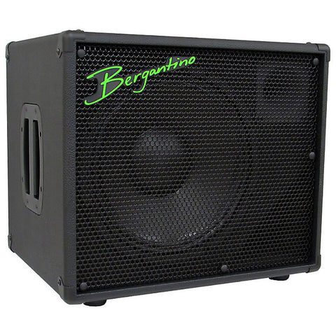 Bergantino HDN112 'High Definition Neo' Series 1-12″ & Tweeter Bass Guitar Loudspeaker , Amps, Bergantino, Texas Guitar Ranch - Texas Guitar Ranch